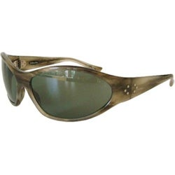 Blinde Design 'Blinde' Charcoal Tortoiseshell Sunglasses