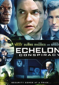 Echelon Conspiracy (DVD)