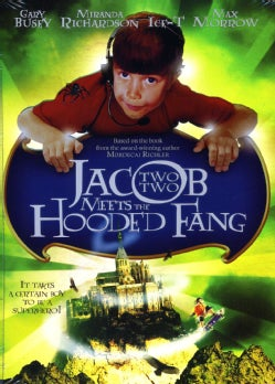 Jacob Two Two Meets The Hooded Fang (DVD)