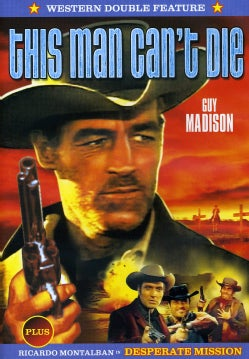 This Man Cant Die/Desperate Mission (DVD)