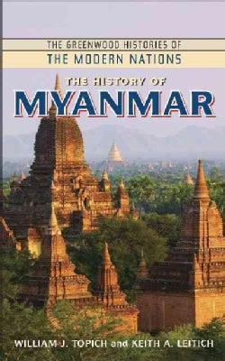 The History of Myanmar (Hardcover)
