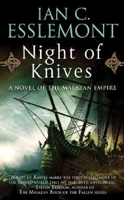 Night of Knives: A Novel of the Malazan Empire (Paperback)