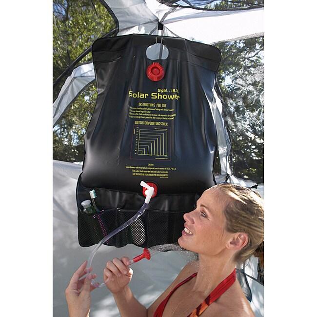 Texsport 5-gallon Jumbo Camp Shower