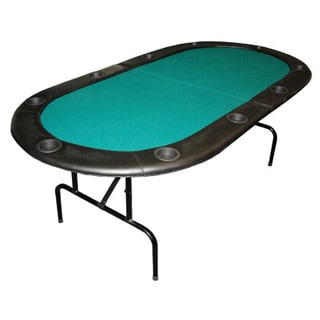 Texas hold 39 em 84 inch 10 player poker table with folding for 10 inch table legs