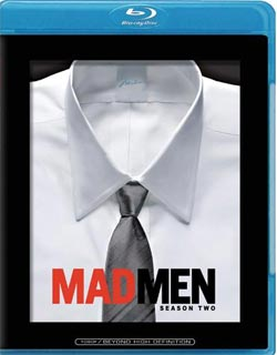 Mad Men Season 2 (Blu-ray Disc)