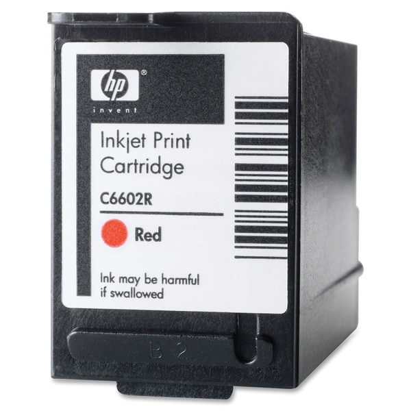 HP Red Thermal Ink Cartridge
