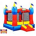 Magic Castle Bounce House by Blast Zone