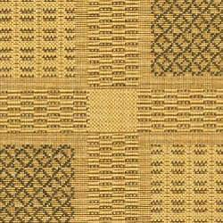 Safavieh Indoor/ Outdoor Lakeview Natural/ Olive Runner (2'4 x 6'7)