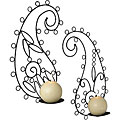 Paisley Wall Sconces (Set of 2)