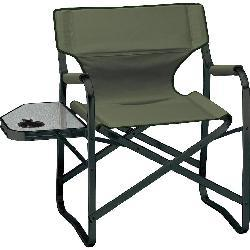 Coleman Sycamore Portable Deck Chair And Table Overstock