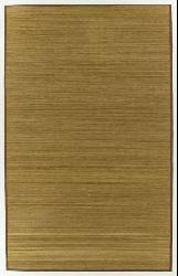 Non-skid Rayon from Bamboo Rug (5' x 8')