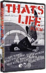 THAT'S LIFE Foundation Skateboard DVD