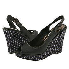 Steve Madden Tyie Black Multi Sandals