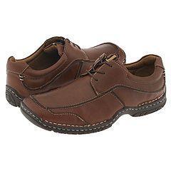 Steve Madden Marriz Brown Leather Oxfords
