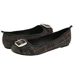 Steve Madden Cannon Black Menswear Flats