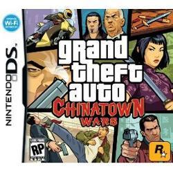 NinDS - Grand Theft Auto: Chinatown Wars