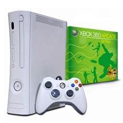 Microsoft XGX-00001 XBOX 360 Arcade Game Console (Refurbished)