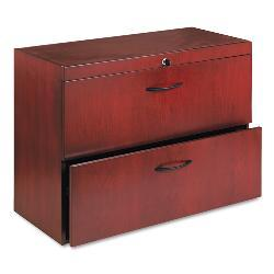 Creative Corsica 2-Drawer Lateral File Cabinet - Cherry