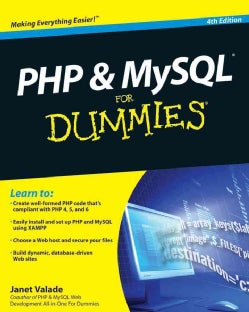 PHP & MySQL for Dummies (Paperback)