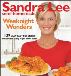 Semi Homemade Weeknight Wonders (Paperback)