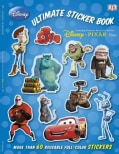 Disney Pixar Ultimate Sticker Book (Paperback)