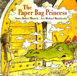 The Paper Bag Princess (Board book)