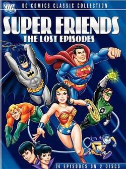 Superfriends: The Lost Episodes (DVD)