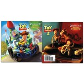 Toy Story / Toy Story 2 (Paperback)