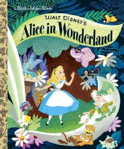 Walt Disney's Alice in Wonderland (Hardcover)