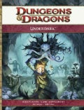 Underdark: Roleplaying Game Supplement (Hardcover)