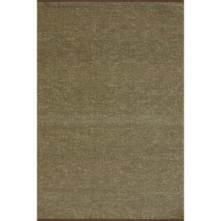 Sherbrook Brown Rug (5' x 7'6)