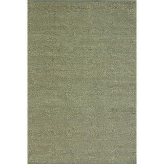 Sherbrook Green Rug (5' x 7'6)