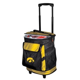 University of Iowa 'Hawkeyes' Insulated Rolling Cooler