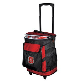 NC State Rolling Cooler
