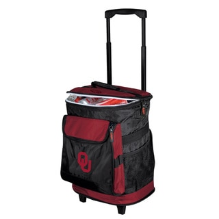 University of Oklahoma &#39;Sooners&#39; Insulated Rolling Cooler