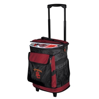 University of Southern California 'Trojans' Insulated Rolling Cooler