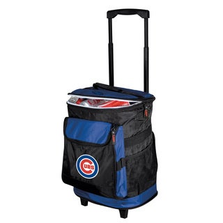 Chicago Cubs Insulated Rolling Cooler
