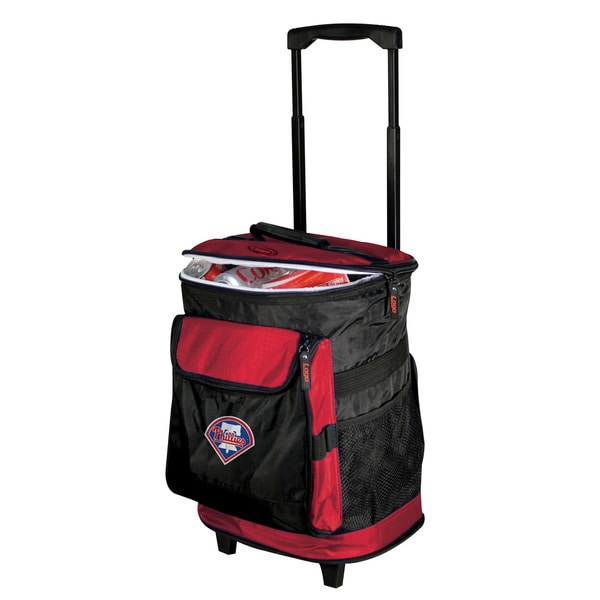 Philadelphia Phillies Insulated Rolling Cooler