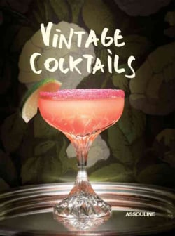 Vintage Cocktails (Spiral bound)