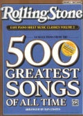 Rolling Stone Easy Piano Sheet Music Classics: 34 Selections from the 500 Greatest Songs of All Time: Easy Piano (Paperback)