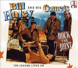 Bill & His Comets Haley - Rock The Joint- The Legend Lives On