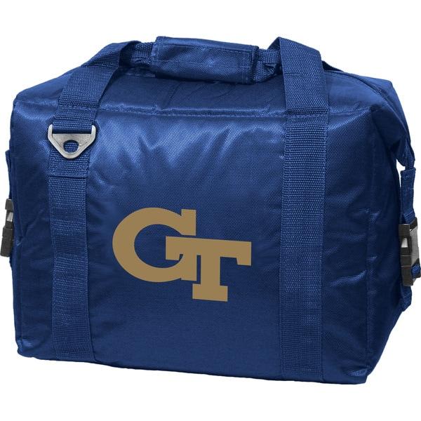 Georgia Tech 'Yellow Jackets' 12-pack Insulated Cooler Bag