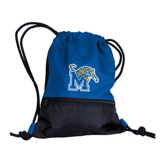 Memphis State 'Tigers' Drawstring Backpack