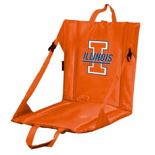 Illinois 'Fighting Illini' Lightweight Folding Stadium Seat