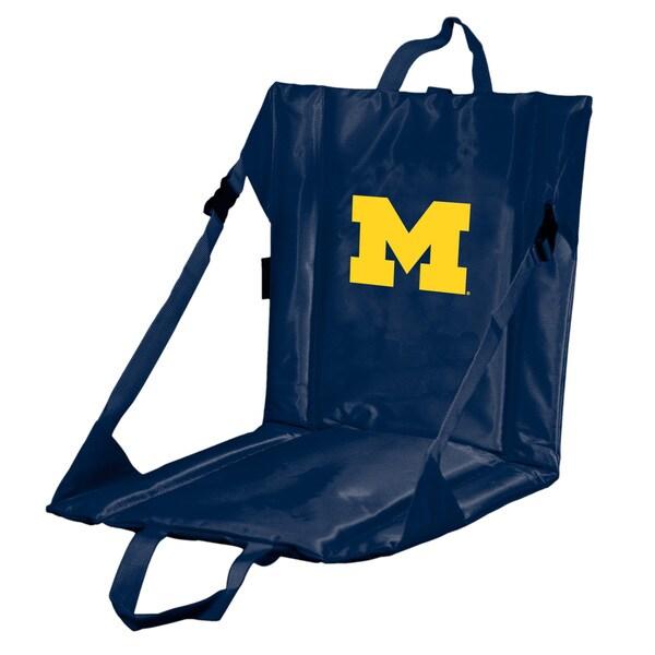 University of Michigan Folding Stadium Chair