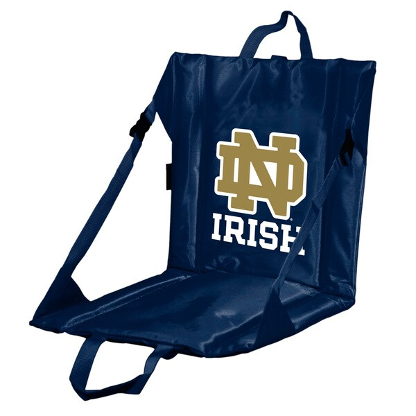 Notre Dame 'Fighting Irish' Lightweight Folding Stadium Seat