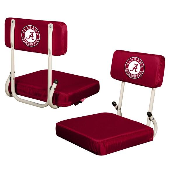 Alabama 'Crimson Tide' Hard Back Folding Stadium Seat