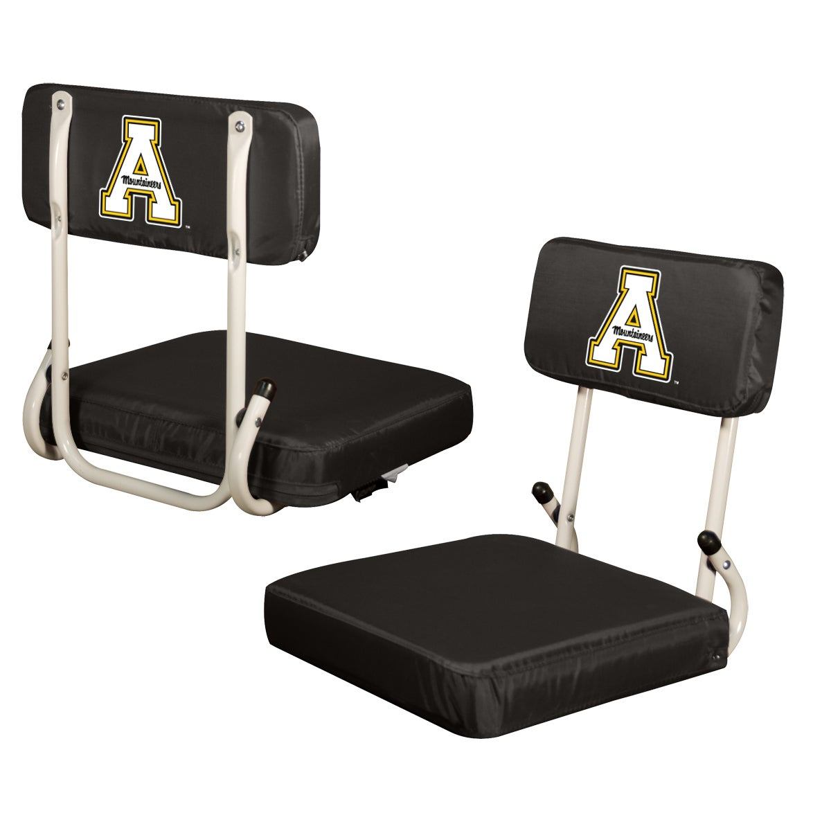 Overstock.com Appalachian State 'Mountaineers' Hard Back Folding Stadium Seat at Sears.com