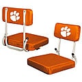 Clemson 'Tigers' Hard Back Folding Stadium Seat