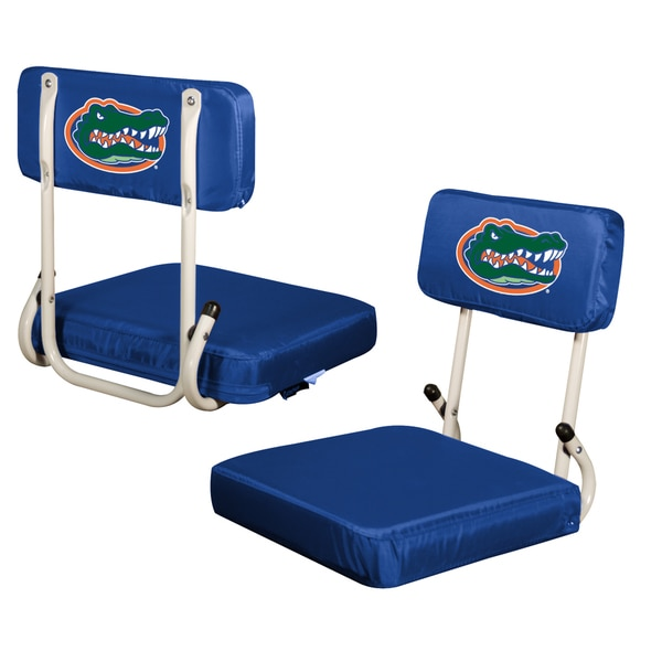 Logo Chair NCAA Florida 'Gators' Hard Back Folding Stadium Seat 5374906